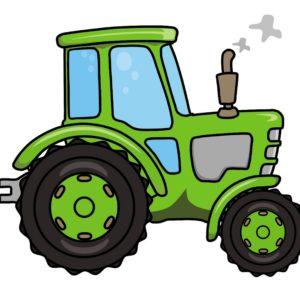 Tractor Drawing  excavator, truck, bulldozer - Video for kids  Traktor rysunek animacja