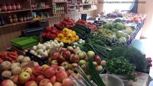 sklep owocowo-warzywny
